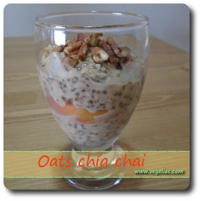 Oats Chia Chai