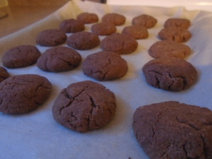 Galletas Mexicanas de Chocolate paso 4